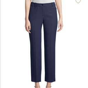 Michael Kors straight leg new navy pants size 22w